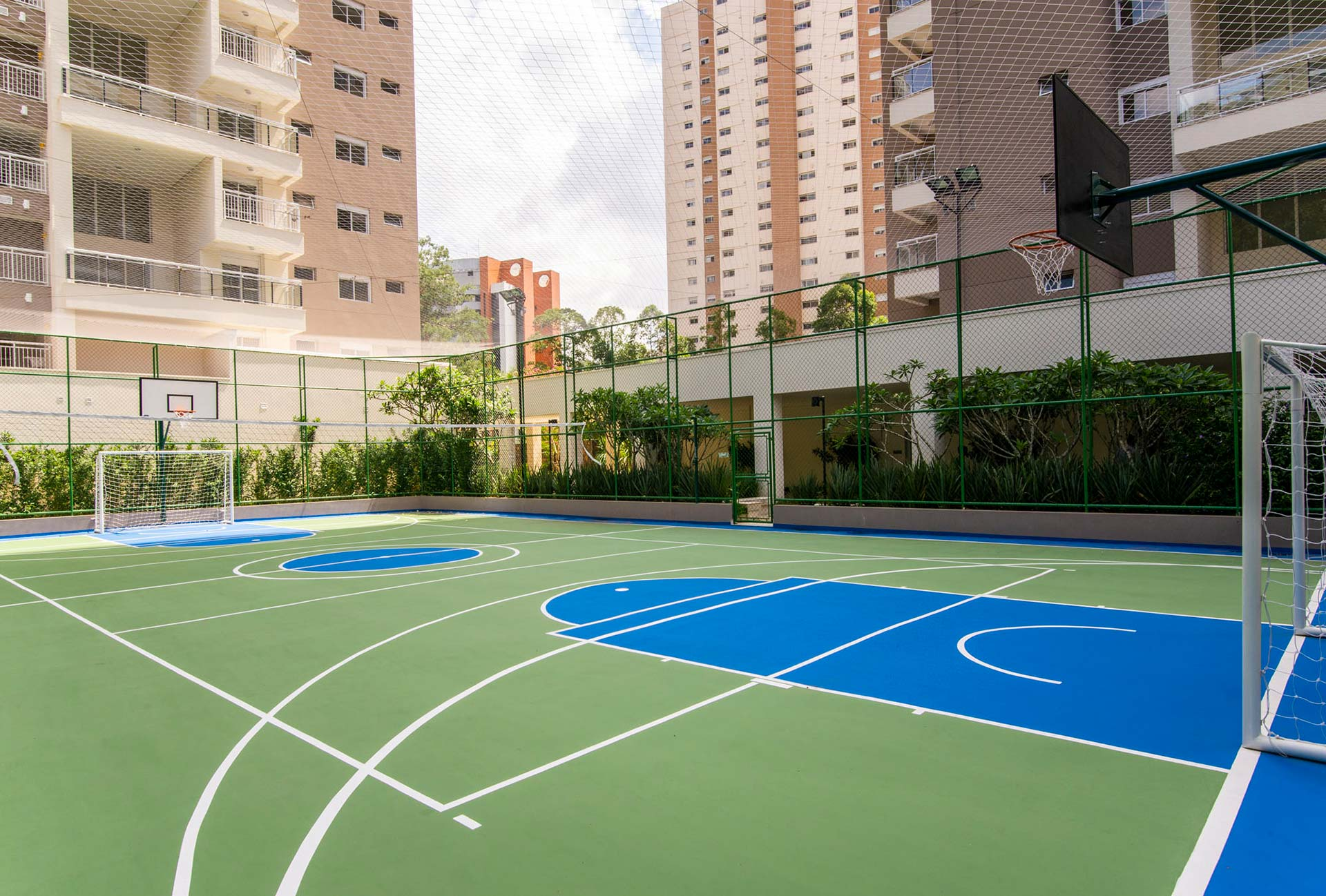 Quadra Recreativa Grand Panamby