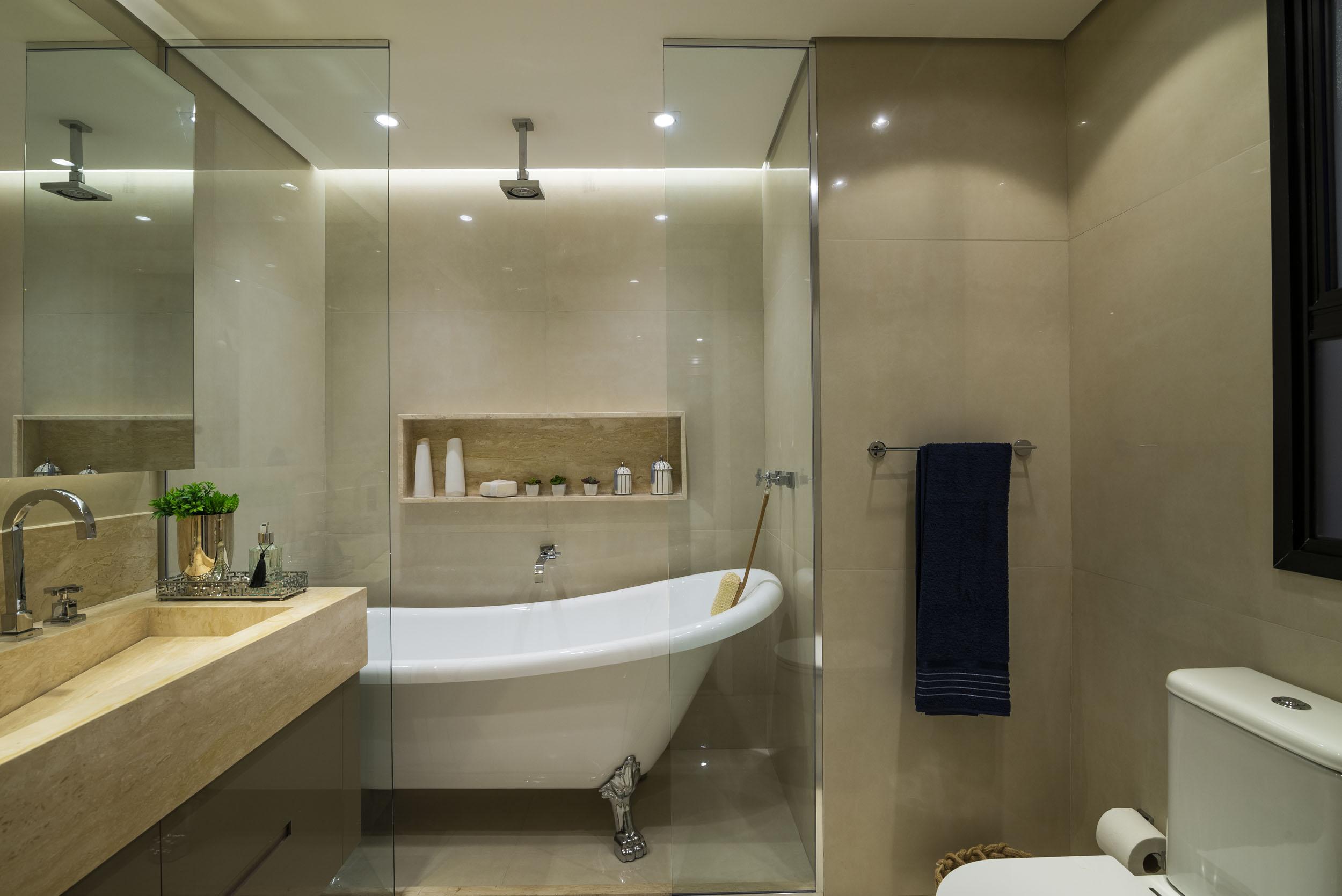 Decorado Banheiro 1300 Jurupis