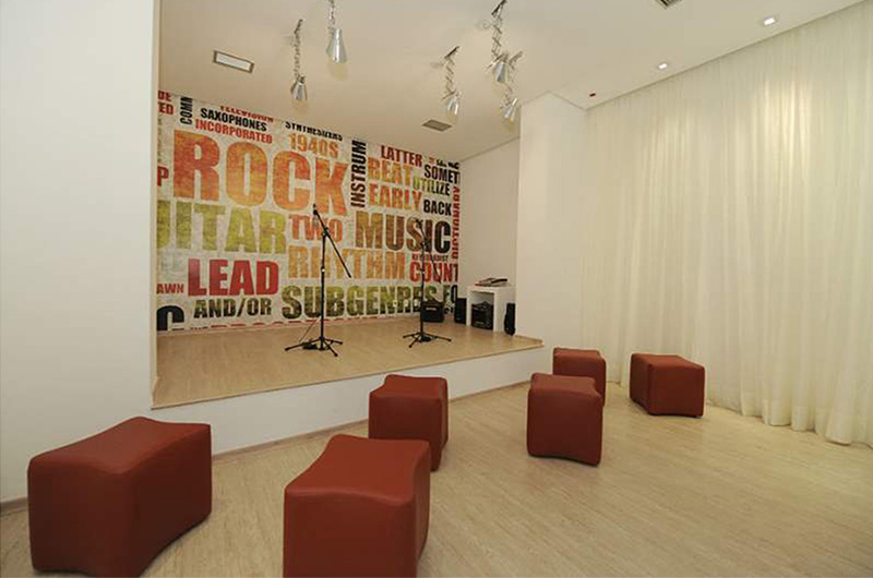 Sala de Música Passarim