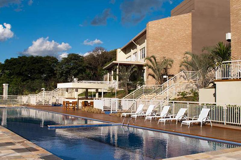 piscina descoberta Jardim Sul Riberão Preto
