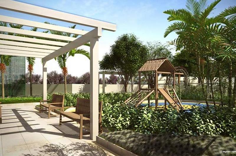 playgound Taman Jardim Sul