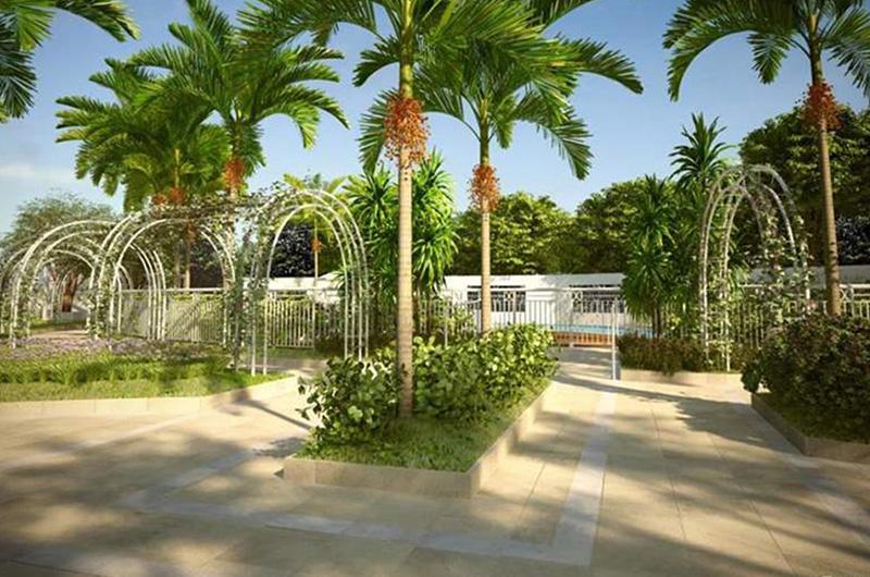 pergolado Taman Jardim Sul