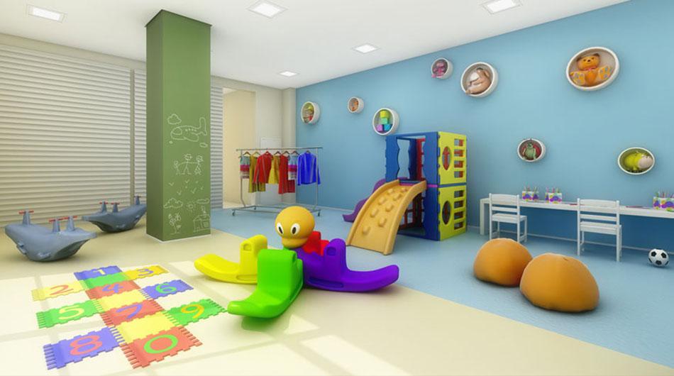Perspectiva Ilustrada da Brinquedoteca LUIZA
