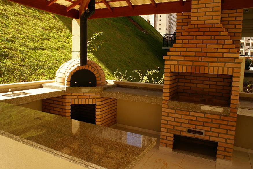 Churrasqueira Forno Pizza INNOVA SÃO FRANCISCO