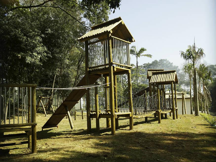 Playground Juvenil ECO'S NATUREZA CLUBE