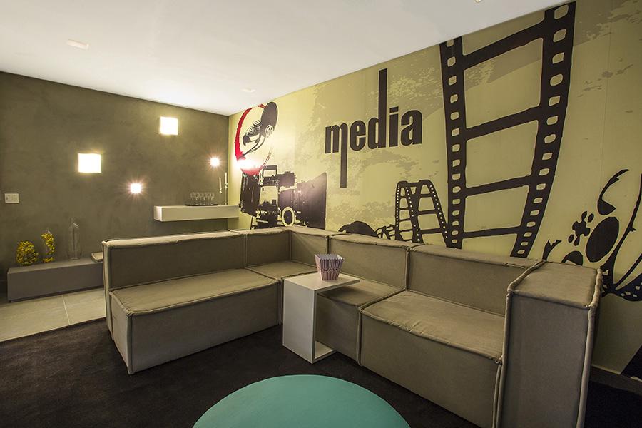 Foto da Sala de Filmes Vega to Live