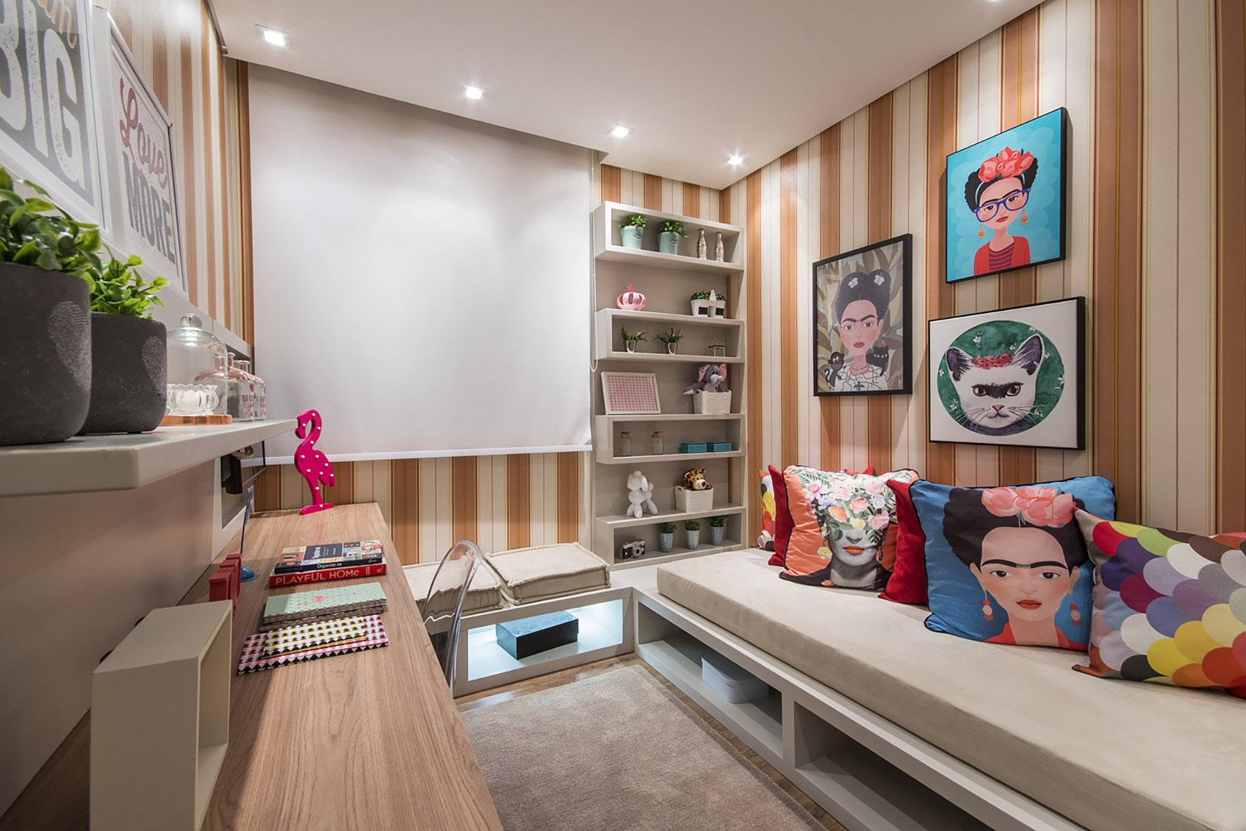 Dormitório - 96 m² O2 Jardim Sul
