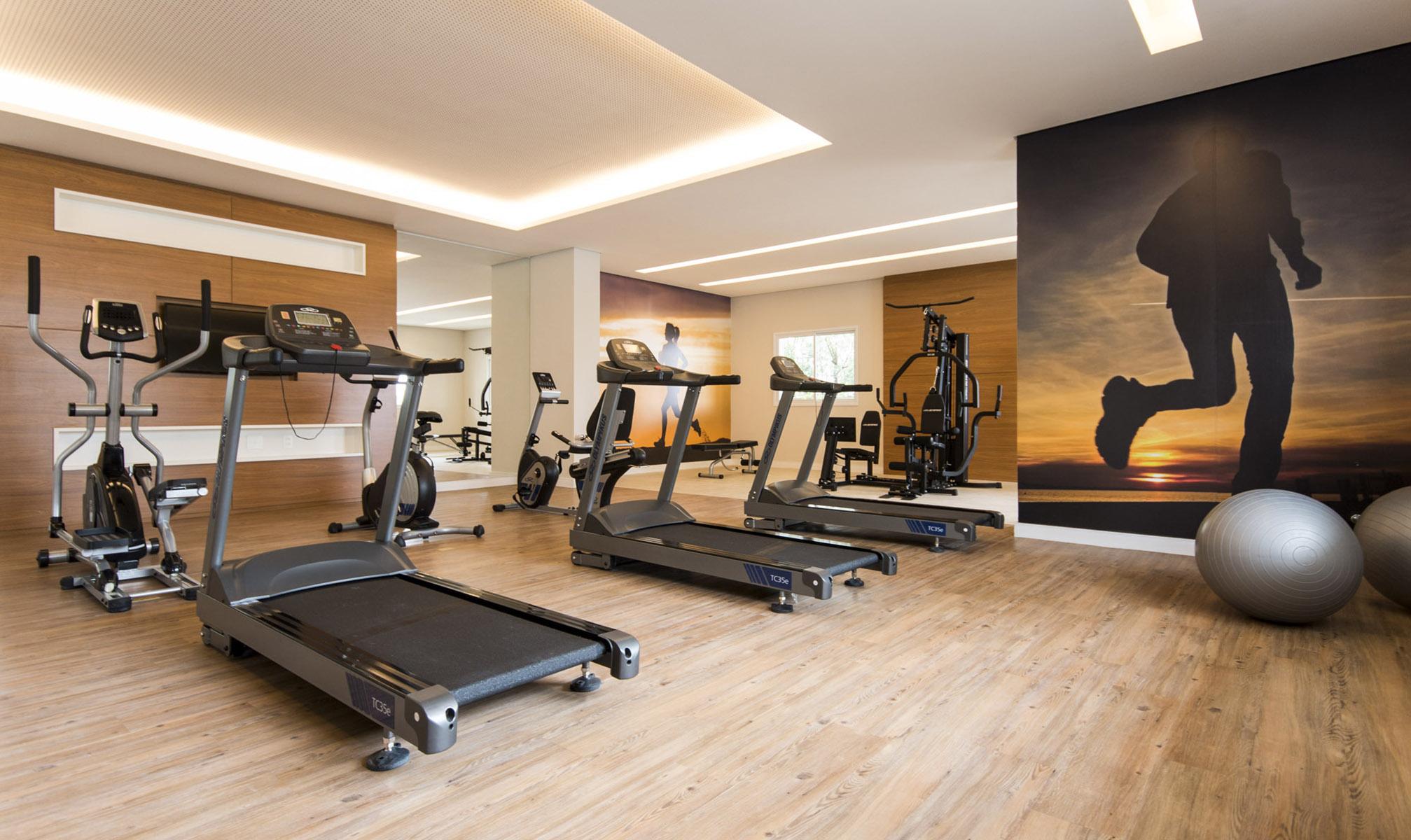 Fitness O2 Jardim Sul