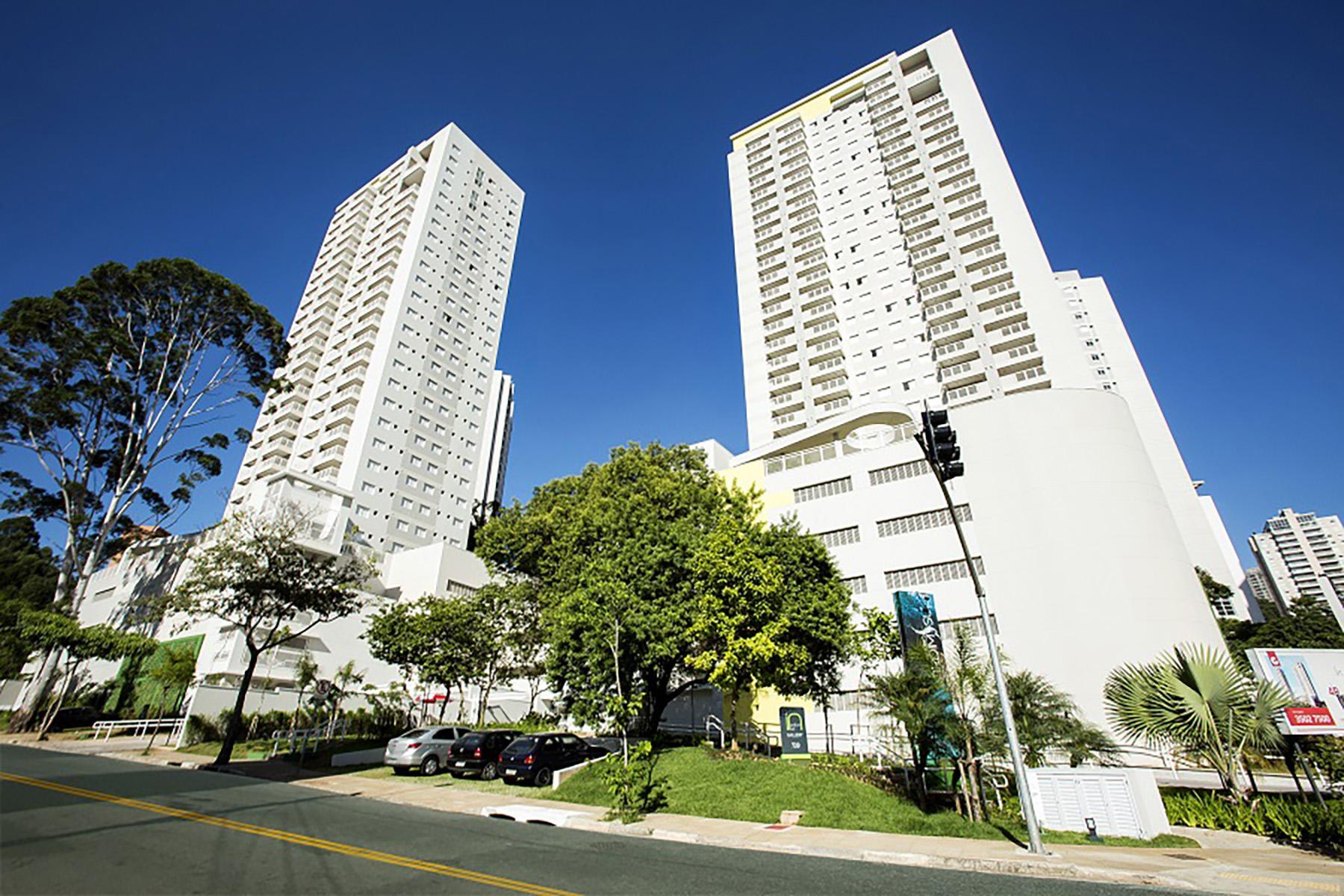 Fachada da Torre Gallery e Torre Street In Jardim Sul
