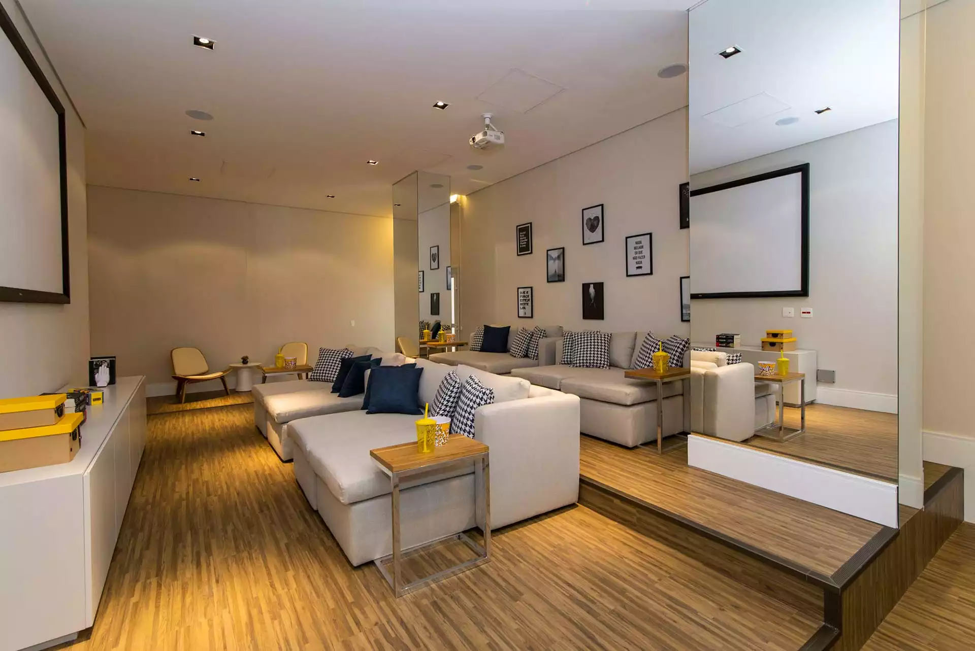 Home Cinema Grand Panamby