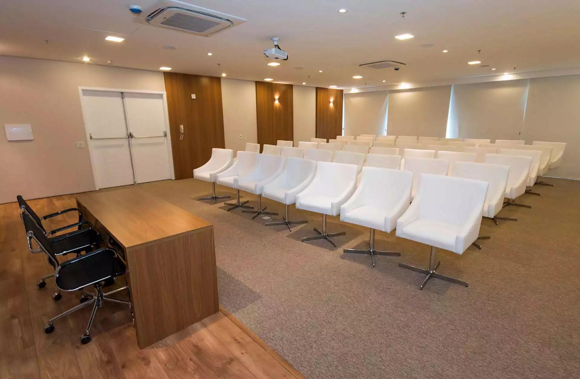 Auditório Jurubatuba Empresarial