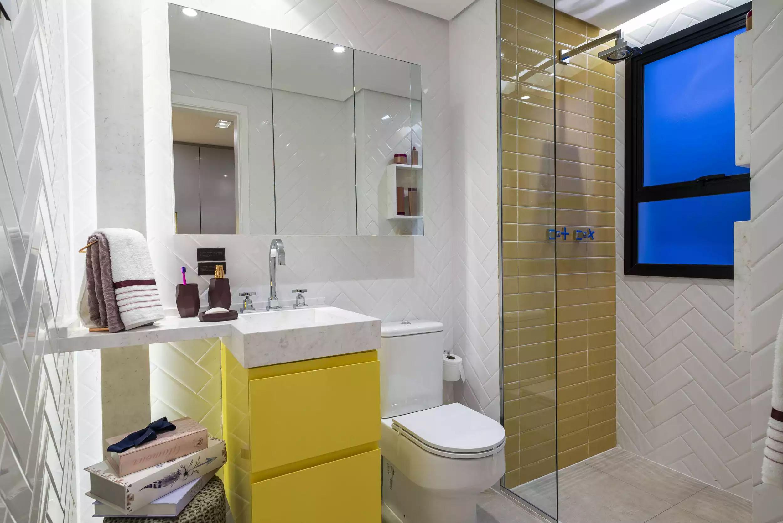 Decorado - Banheiro 3 1300 Jurupis