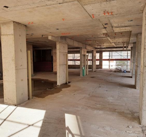 Vista 3º Pavimento