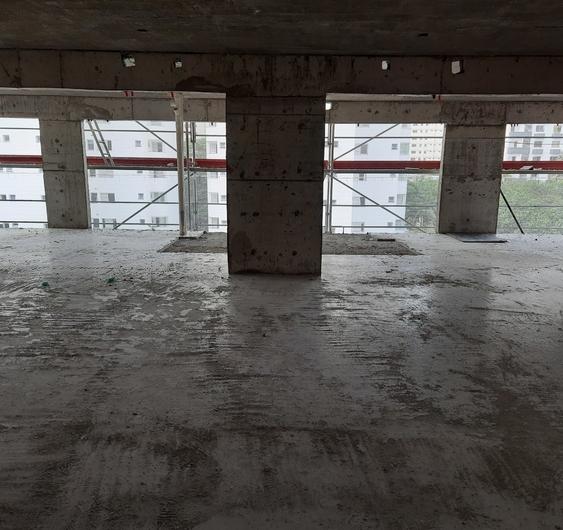 Contra piso a. seca